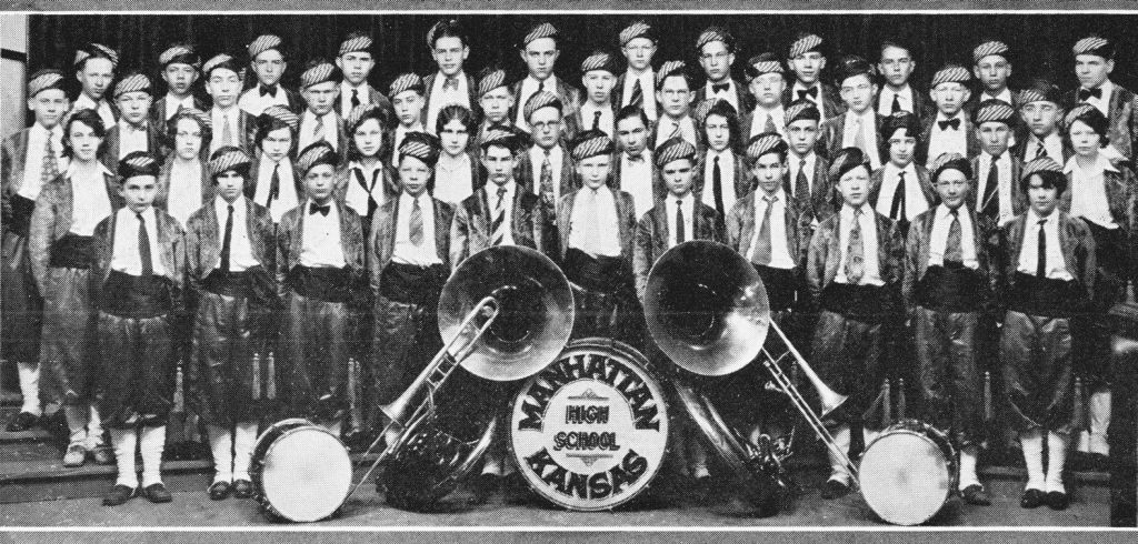 Photo 3 MHS 1929 Oriental Band
