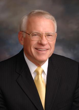 Dean Thomas Romig, Washburn University Law School.